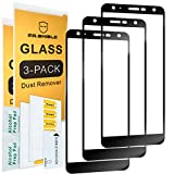 [3-PACK]-Mr.Shield Designed For LG (Xpression Plus 2) [Japan Tempered Glass] [9H Hardness] [Full Screen Glue Cover] Screen Protector with Lifetime Replacement