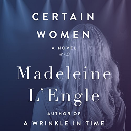 Certain Women audiobook cover art