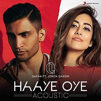 Haaye Oye (Acoustic)