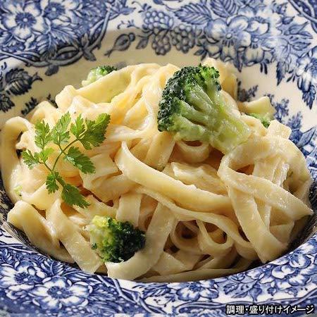 ヤヨイサンフーズ Oliveto 業務用 生パスタ・ブロッコリーと3種のチーズクリーム 10パックセット(オリベート 冷凍パスタ) 冷凍食品