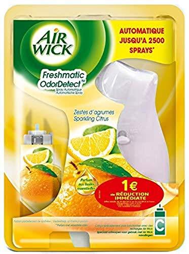 Preisvergleich Produktbild Air Wick Lufterfrischer Diffusor Automatische Freshmatic Compact Rosina DETECT Zitrusfrüchte
