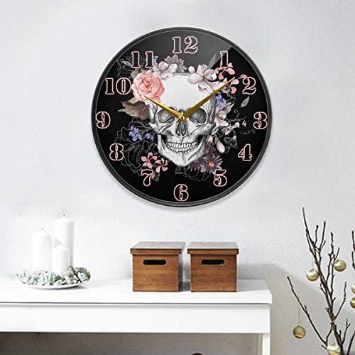 Clock skull _image2