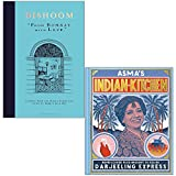 Dishoom From Bombay with Love & Asmas Indian Kitchen 2 Books Collection Set