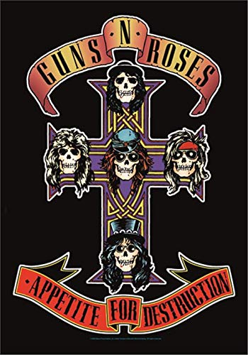 Appetite for Destruction (Fahne)