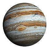 1art1 Der Weltraum - Der Planet Jupiter Wand-Tattoo | Deko