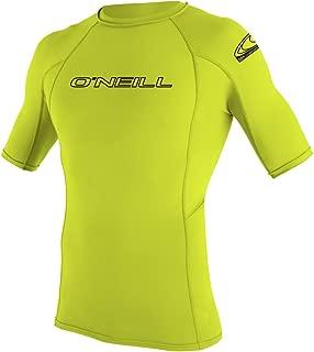 O'Neill Youth Basic Skins UPF 50+ Short Sleeve Rash Guard
