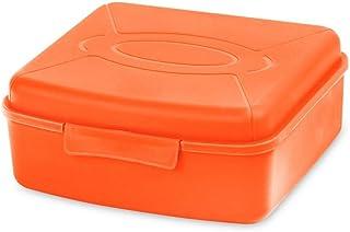 لانش بوكس من مينترا ، 400 مل - برتقالي فوسفوري