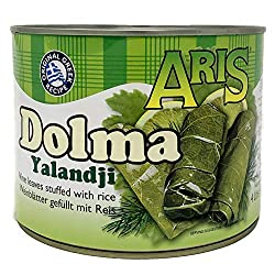 professional Alice Dorma filled with vine leaves, large – 4.4 lbs.