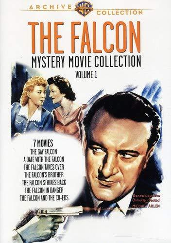 Falcon Mystery Movie Collection 1 (3 Dvd) [Edizione: Stati Uniti] [USA]