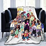 WWT Steven Universe Ultra-Soft Micro Fleece Blanket Printed for Child and Adult 50'x40'