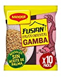 Maggi - Pasta Oriental Sabor Gamba - 71 g - [Pack de 10]