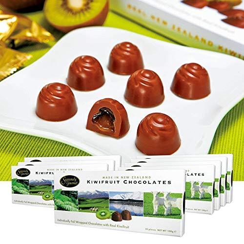 キウイフルーツ チョコレート 8箱セット【ニュージランド おみやげ(お土産) 輸入食品 スイーツ】