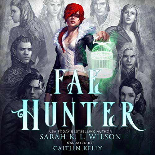 Fae Hunter cover art