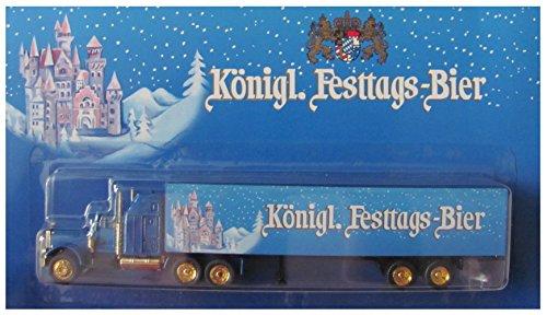 Kaltenberger Nr.07 - Königl. Festtags Bier - Kenworth W900 - US Sattelzug