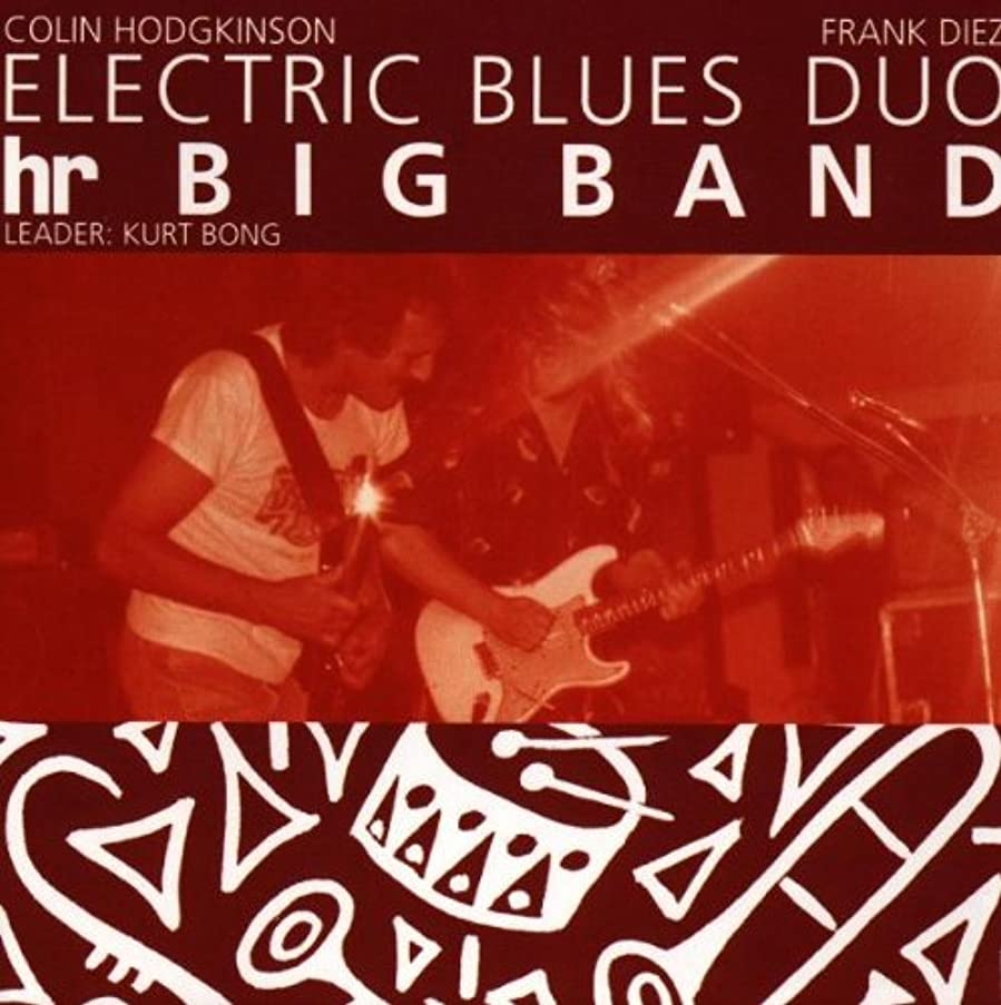 Electric Blues Duo & HR Big Band