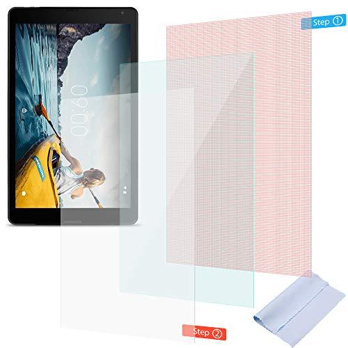 UC-Express Schutzfolie kompatibel für Medion Lifetab E10711 Bildschirmschutz Panzerfolie klar Universal Bildschirm HD Folie, Stückzahl:2 Stück