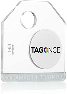 Luggage Tag | Color: Clear