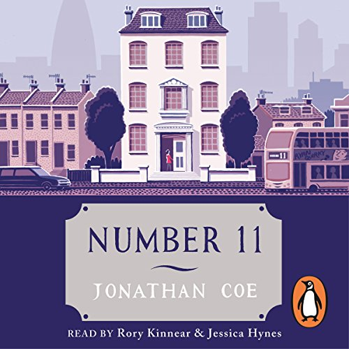 Number 11 audiobook cover art