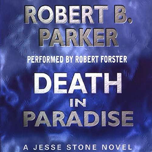 Death in Paradise audiobook cover art