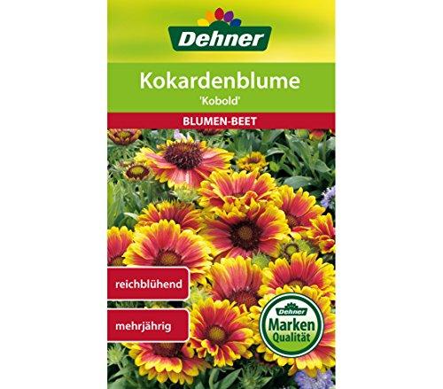 Dehner Blumen-Saatgut, Kokardenblume,