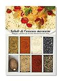 Feuer & Glas Receta para Ensalada Marroquí de Cuscús con Especias y Lista de Ingredientes, 55 g