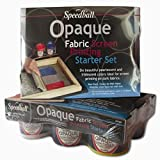 Speedball Opaque Fabric Screen Printing Ink...