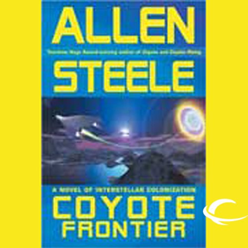 Coyote Frontier cover art