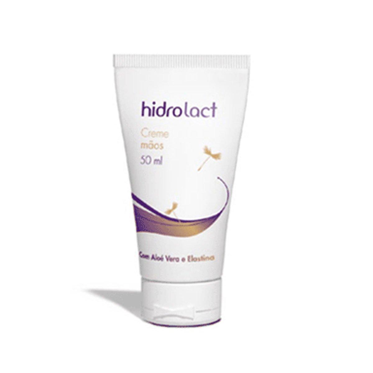 しなやかな驚かす重要Hidrolact Hand Cream 50ml [並行輸入品]