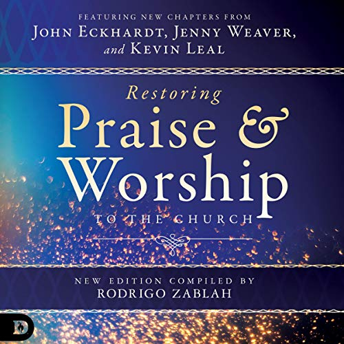 Couverture de Restoring Praise and Worship to the Church
