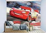 Walltastic 45378 Affiche Murale Cars de Disney, Papier, Multicolore, 52,5 x 7 x 18,5...