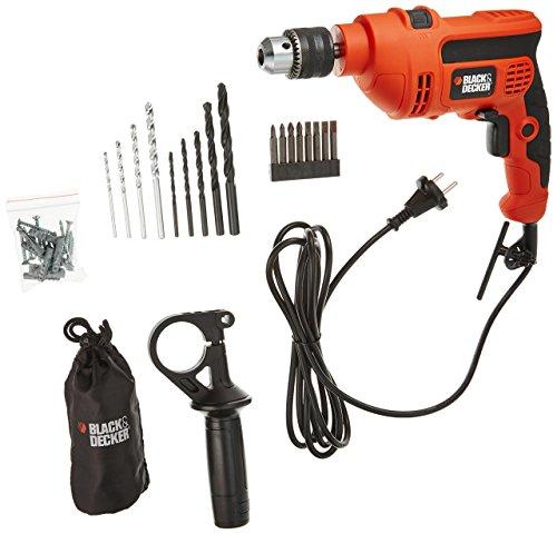 Black & Decker KR704REK 710W Hammer Drill