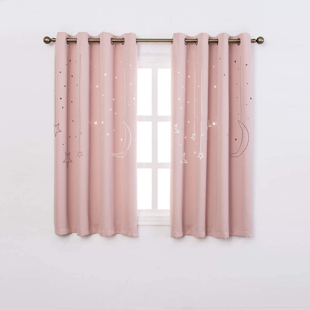 MANGATA CASA Kids Star Blackout Curtains Grommet Panel 2 4 years Department store warranty Thermal