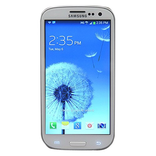 Samsung Galaxy S III S3 SGH-T999 T-Mobile 4G LTE 16GB GSM WiFi Android Smartphone - White