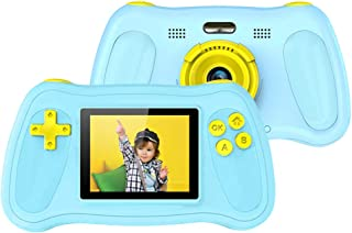 Douself Kids Camera Children Digital Camera 2.4 Inch Camcorder 720P Children Camera Toy with Story Teller & Music Player 1...