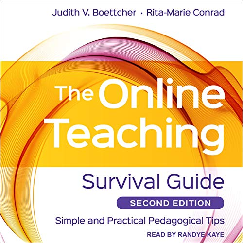The Online Teaching Survival Guide cover art