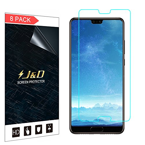 J&D Compatible for Huawei P20 Screen Protector...