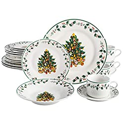 Beautiful Christmas Dinnerware Sets | THE NEW AMERICAN HOME