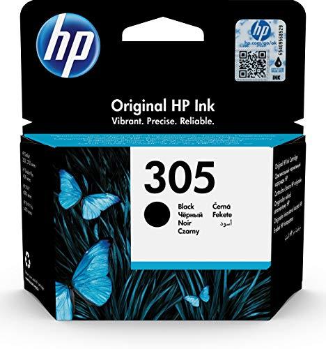 HP 305 Black ORG. Ink CARTR SUPL