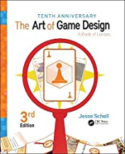Best the art of game design a book of lenses Reviews