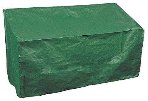 Bosmere Products Ltd P415 Protection d'écran Plus 3–4 Places Bench Housse réversible – Vert/Noir