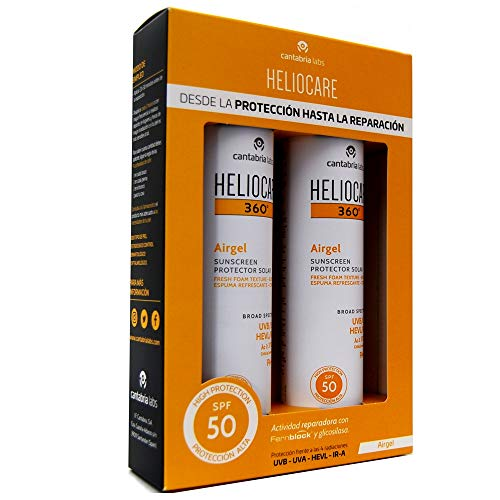 HELIOCARE 360 AIRGEL 200 ML DUPLO