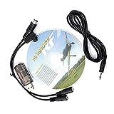 PONATTENO 22 in 1 対応交換用 RCフライトシミュレータケーブル Realflight XTR/FMS/G7/Phoenix 対応