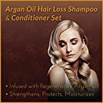 artnaturals Argan Hair Growth Conditioner - (16 Fl Oz / 473ml) - Sulfate Free - Treatment for Hair Loss, Thinning… 4