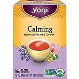 Yogi Tea - Calming (6 Pack) - Helps Soothe Mild Tension - 96 Tea Bags