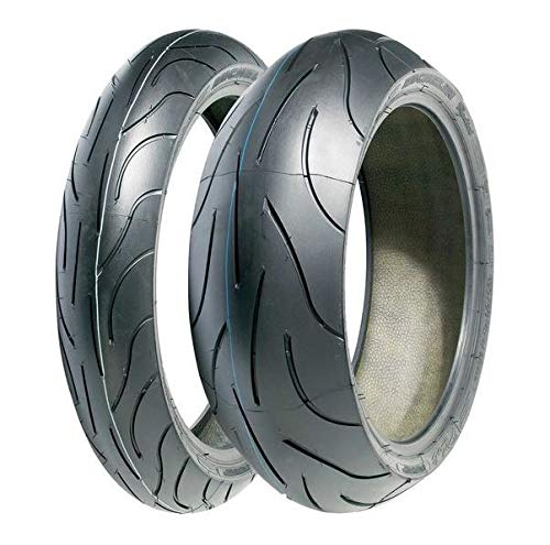 Par de neumáticos Michelin Pilot Power 2CT 120/70-17 170/60-17 DOT 2019-2020