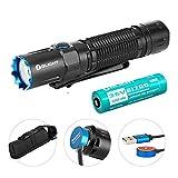 OLIGHT M2R Pro Warrior Lampe Torche LED Sortie MAX 1800 Lumens 300 Mètres Autonomie...