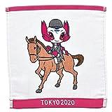 東京2020 ミニタオル パラリンピックマスコット馬術 ミニタオル 1925007700