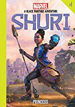 Princess (Shuri: a Black Panther Adventure)