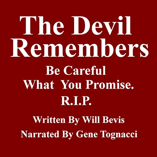 The Devil Remembers audiobook cover art