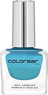 Colorbar Nail Lacquer, Blue Dew, 12 ml